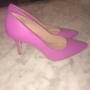 BCB Generation size 7 heels. Pretty in Pink!